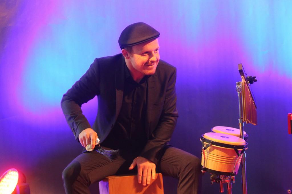 Jürgen Zink - Schlagzeug