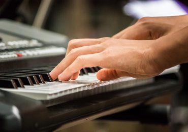 Keyboardunterricht