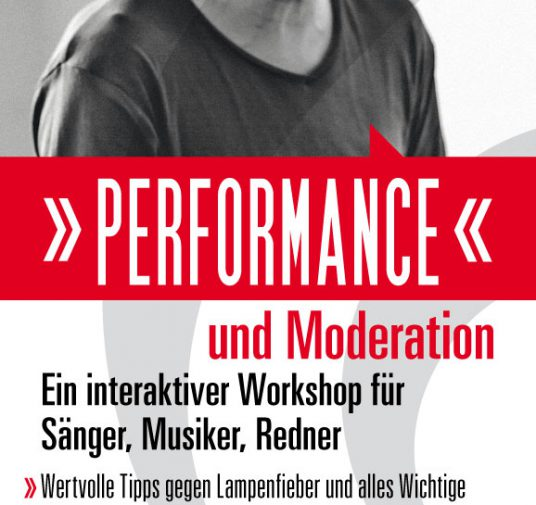 "Workshop ""Performance & Moderation"" 2018"