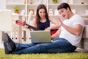 Musikunterricht Online