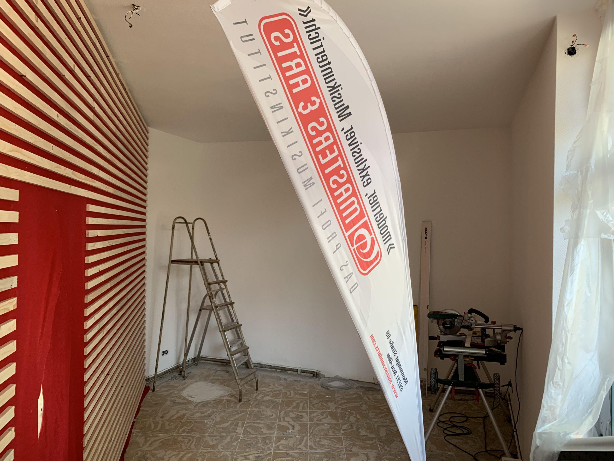 Renovierung Stage 2
