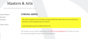 Masters & Arts Corona Ampel